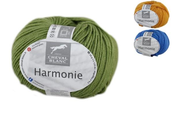 Cheval Blanc, Harmonie