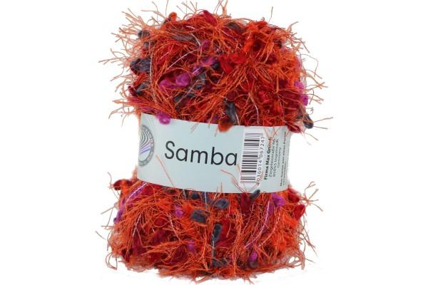 Gründl-Wolle, Samba