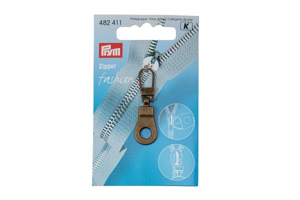 Prym 482411, Zipper mit Öse in Verpackung