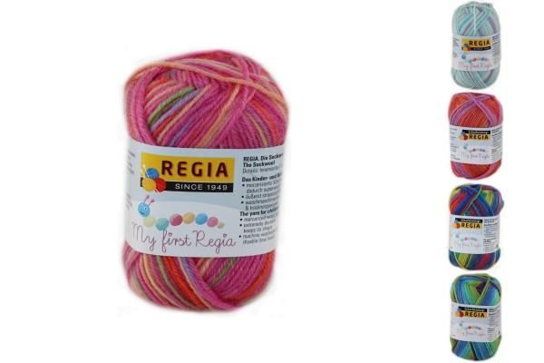 Regia, My first Regia, Color
