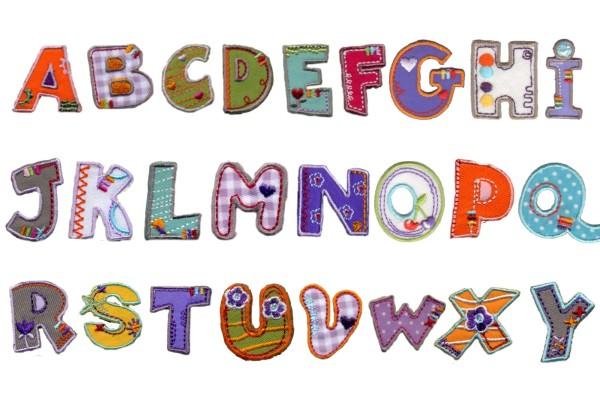 mono quick - Buchstaben