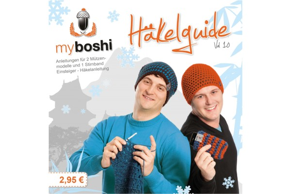 MyBoshi, Häkelguide, Vol. 1