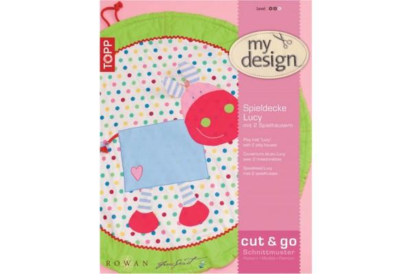 TOPP, My Design, Spieldecke Lucy