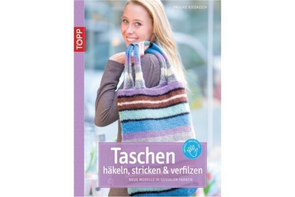 TOPP, Taschen häkeln, stricken & verfilzen