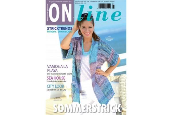 ONline Garne, Stricktrends, Frühjahr / Sommer, Ausgabe 31