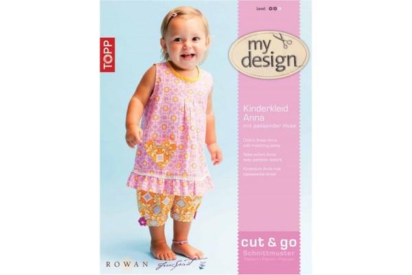 TOPP, My Design, Kinderkleid Anna