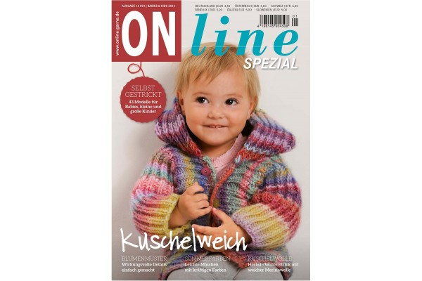 ONline Garne, Stricktrends, Babies & Kids