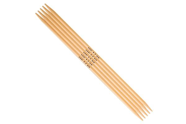 addi, Strumpfstricknadeln, Nadelspiel, Bambus