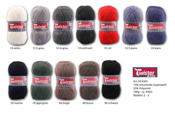 Twister, Sox 4
