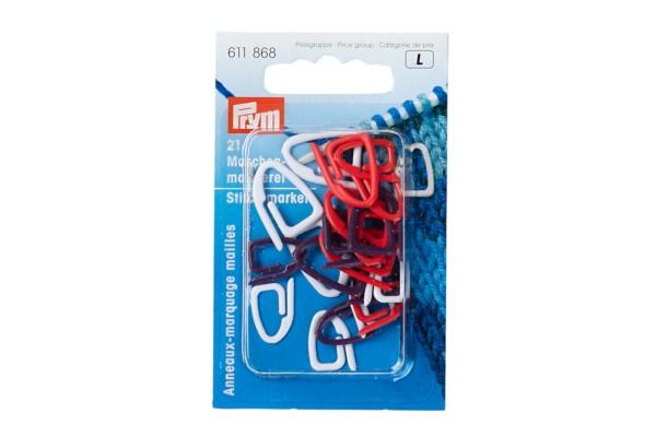 Prym 611868, Maschenmarkierer in Verpackung