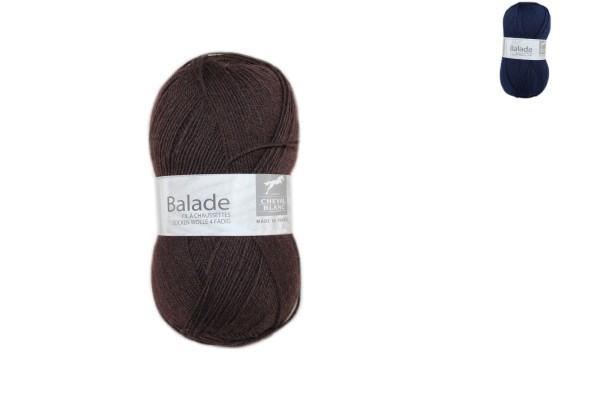 Cheval Blanc, Balade