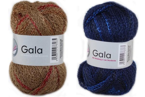 Gründl-Wolle, Gala