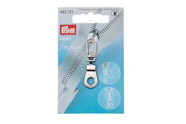 Prym 482121, Zipper mit Öse in Verpackung