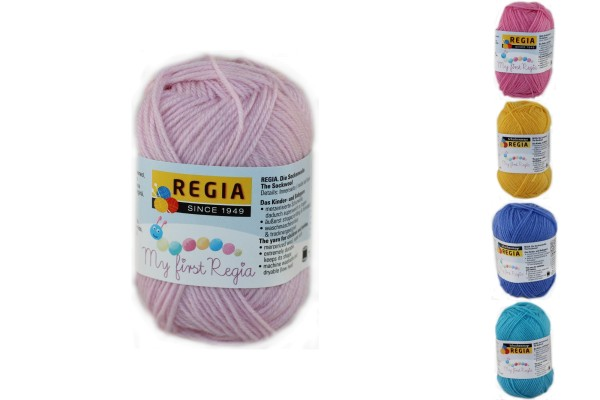 Regia, My first Regia