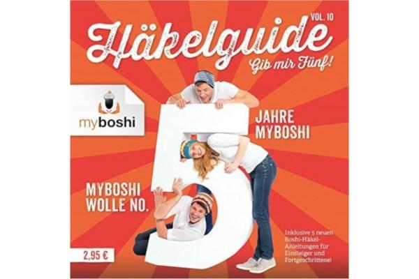 MyBoshi, Häkelguide, Vol. 10