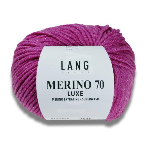 Lang Yarns, Merino 70 Luxe